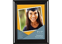 Victory Light 8' x 10' Wide Photo Frame, Dark Cappuccino