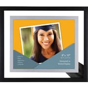 Victory Light 8 x 10 Float Frame, Silver