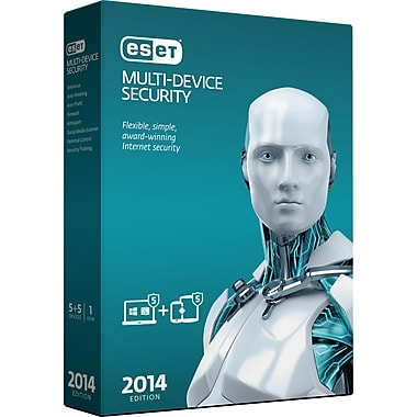 ESET Multi-Device Security, Bilingual
