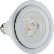 Verbatim Contour Series 19 Watt PAR38 Light Bulb, Soft White, Dimmable