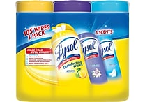 Lysol® Disinfecting Wipes, Variety Pack, 3 Pack