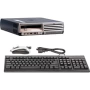 Refurbished HP DC7700 Ultra Slim, 160GB Hard Drive, 2GB Memory, Intel Core 2 Duo, Win 7 Home