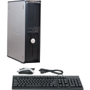 Refurbished Dell GX760, 500GB Hard Drive, 4GB Memory, Intel Core 2 Duo, Win 7 Home