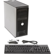 Refurbished Dell Optiplex GX745, 160GB Hard Drive, 2GB Memory, Intel Core 2 Duo, Win 7 Home