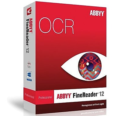 ABBYY FineReader 12 Professional Edition for Windows (1 User) [Download]