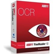 ABBYY FineReader 12 Professional Edition Upgrade for Windows (1 User) [Download]
