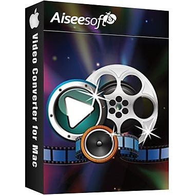 Aiseesoft Video Converter for Mac (1 User) [Download]
