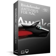 Bitdefender Antivirus 1 Year for Mac (1-3 Users) [Download]