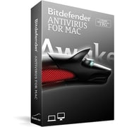 Bitdefender Antivirus 2 Years for Mac (1-3 Users) [Download]