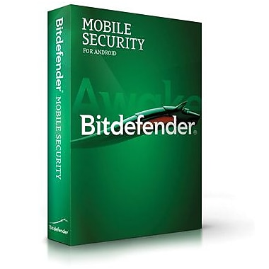 Bitdefender Mobile Security for Android (1 User) [Download]