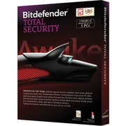 Bitdefender Total Security 2 Years for Windows (1-3 Users) [Download]