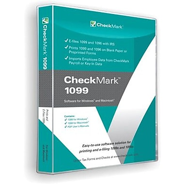 CheckMark 1099 for Windows/Mac (1 User) [Download]
