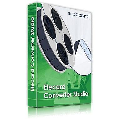 Elecard – Converter Studio pour Windows (1 utilisateur) [Téléchargement]