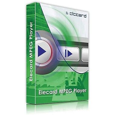 Elecard – Lecteur MPEG pour Windows (1 utilisateur) [Téléchargement]