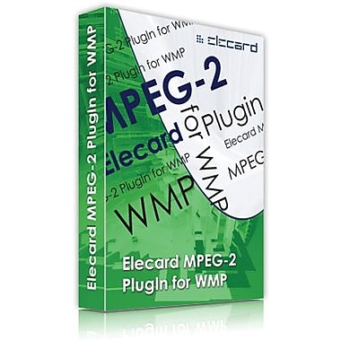 Elecard MPEG-2 PlugIn for WMP for Windows (1 User) [Download]