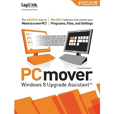 Laplink PCmover Windows 8 Upgrade Assistant for Windows (1 User) [Download]