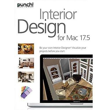 Encore Punch! Logiciel d'aménagement intérieur Interior Design v17.5 pour Mac (1 utilisateur) [téléchargement]
