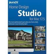 Encore Punch! Home Design Studio v17.5 for Mac (1 User) [Download]