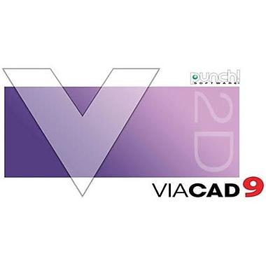 Encore Punch! ViaCAD 2D v9 pour Mac (1 utilisateur) [téléchargement]
