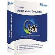 Stellar Audio Video Converter for Windows (1 User) [Download]