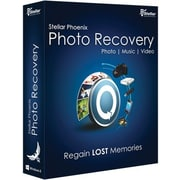 Stellar Phoenix Photo Recovery for Windows (1 User)  [Download]