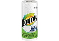 Bounty® Paper Towels, 2-Ply, 44 count, 30/1 Roll/Case (PGC 88275/81539)
