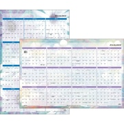 "2016 AT-A-GLANCE® Dreams Erasable Wall Calendar, 24"" x 36"", Design, (PM83-550)"