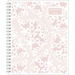 """AT-A-GLANCE® Judy's Lace Weekly/Monthly Planner, 8 1/2"""" x 11"""", 2015"""