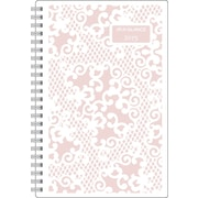AT-A-GLANCE® Judy's Lace Weekly/Monthly Planner, 4 7/8 x 8, 2015