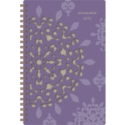 AT-A-GLANCE® Vienna Weekly/Monthly Planner, 4 7/8 x 8, 2015