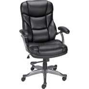 Staples® Osgood™ Bonded Leather Managers Chair