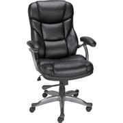 Staples®  Osgood™ Bonded Leather Managers Chairs, Assorted Colors