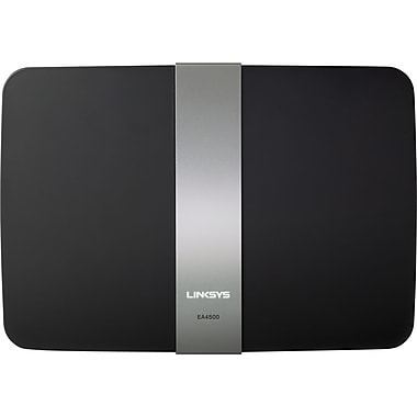 Linksys N900 Dual-Band Wireless-N Router (EA4500)