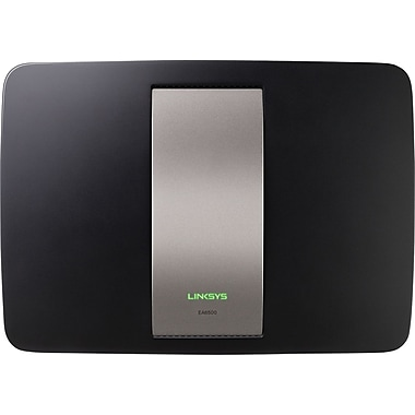 Linksys (EA6500) Smart Wi-Fi Dual-Band AC Router with Gigabit and 2x USB