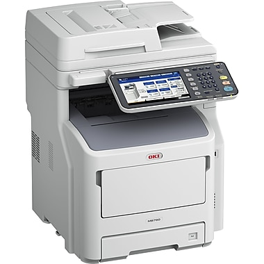 OKI MB760 Workgroup Multifunction Mono Laser Printer