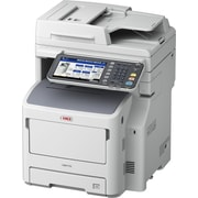 OKI MB770 Workgroup Mono Multifunction Laser Printer