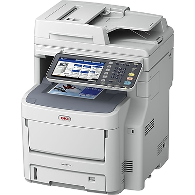 OKI MC770 Multifunction Laser Color Printer