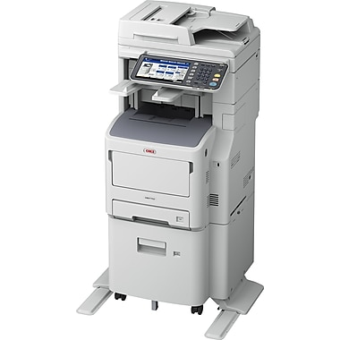 OKI MB770f Workgroup Mono Multifunction Printer