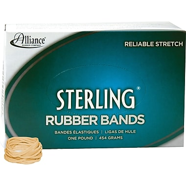 Alliance Sterling™ Rubber Bands, #12, 1 3/4