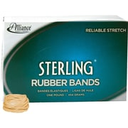 "Alliance Sterling™ Rubber Bands, #12, 1 3/4"" x 1/16"""