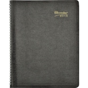 2015 Blueline® DuraGlobe® Monthly Desk Pad, Sugarcane based paper, 22 x 17