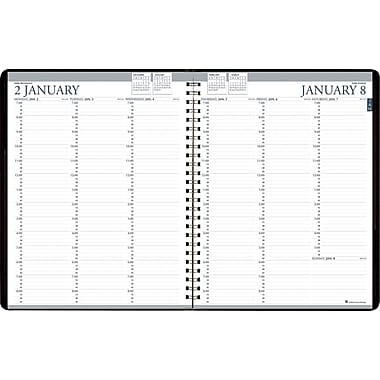 House of Doolittle™ 2015 Weekly, January-December, Vertical Planner, Multi, 8 1/2in. x 11in.