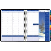 House of Doolittle™ 2015 Weekly/Monthly, January-December, Earthscapes Planner, Multi, 8 1/2 x 11
