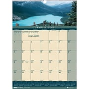 House of Doolittle™ 2015 , Monthly, January-December, Landscapes Wall Calendar, 12 x 16 1/2