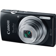Canon PowerShot ELPH135 Digital Camera, Black