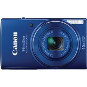 Canon PowerShot ELPH150 IS Digital Camera, Blue