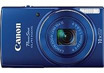 Canon PowerShot ELPH150 IS Digital Camera, Blue