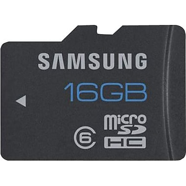 Samsung 16GB microSD Card Class 6