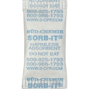 "Staples Silica Gel Packet, 5/8"" x 1 9/32"", 6000/Case"