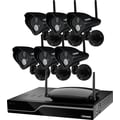 Defender® Sentinel Pro Wireless 8 CH 1TB DVR and 6 Wireless 520TVL Cameras